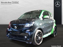 Smart Fortwo 60kW(81CV) electric drive coupe segunda mano Málaga