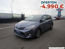 Toyota Verso 130 Advance 5pl. segunda mano Madrid