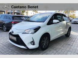 Toyota Yaris segunda mano Málaga