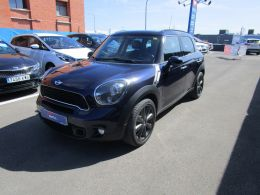 Mini Countryman 1.6 Cooper S segunda mano Madrid