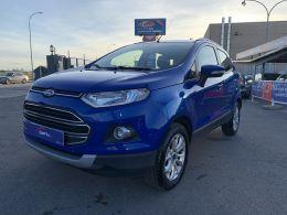 Ford EcoSport segunda mano Madrid