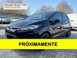 Ford Fiesta segunda mano Pontevedra