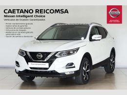 Nissan Qashqai DIG-T 117 kW (160 CV) E6D DCT TEKNA segunda mano Madrid