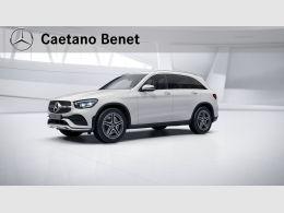 Mercedes Benz Clase GLC segunda mano Málaga