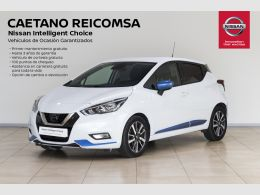 Nissan Micra 5p IG-T N-CONNECTA segunda mano Madrid