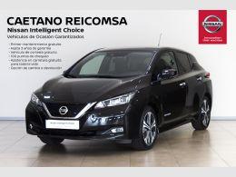 Nissan LEAF 40kWh Tekna segunda mano Madrid