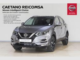 Nissan Qashqai DIG-T 103 kW (140 CV) E6D TEKNA segunda mano Madrid