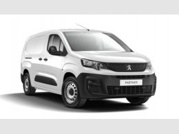 Peugeot Partner Pro Long 1000kg BlueHDi 73kW segunda mano Cádiz