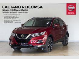Nissan Qashqai DIG-T 103 kW (140 CV) E6D N-CONNECTA segunda mano Madrid