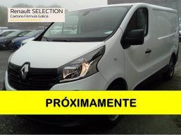 Renault Trafic segunda mano Lugo