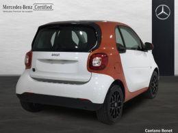 Smart Fortwo EQ fortwo coupe segunda mano Málaga
