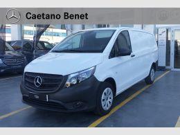 Mercedes Benz Vito 111 CDI Larga segunda mano Málaga