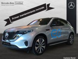 Mercedes Benz EQC segunda mano Málaga