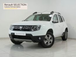 Dacia Duster segunda mano Pontevedra