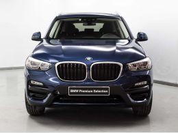 BMW X3 xDrive20d segunda mano Madrid