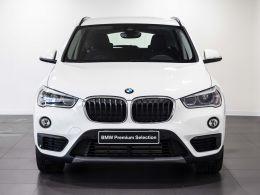 BMW X1 sDrive18d segunda mano Madrid