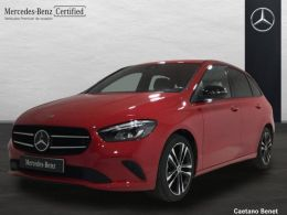 Mercedes Benz Clase B 180 d segunda mano Málaga