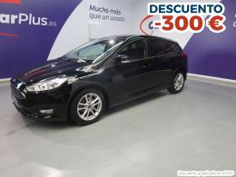 Ford Focus 1.0 Ecoboost Auto-S/S 125cv Pow.Trend+ segunda mano Madrid