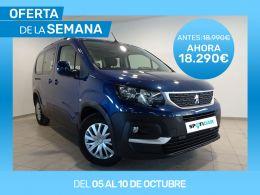 Peugeot Rifter LONG ACTIVE 7P BHDI 130CV segunda mano Cádiz