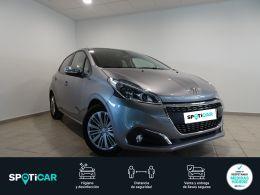 Peugeot 208 5P Signature BlueHDi 73KW (100CV) segunda mano Cádiz