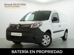 Renault Kangoo Z.E. segunda mano Pontevedra