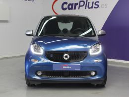 Smart Fortwo 60kW(81CV) electric drive coupe segunda mano Madrid