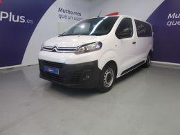 Citroen Jumpy Talla M BlueHDi 85KW (115CV) 6v Confort segunda mano Madrid