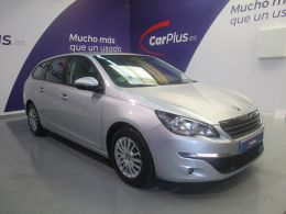 Peugeot 308 SW Business Line 1.6 BlueHDi 120 segunda mano Madrid