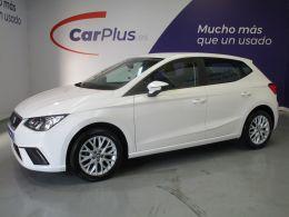 SEAT Ibiza segunda mano Madrid