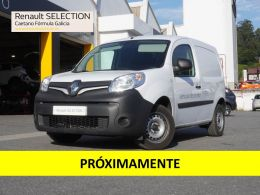 Renault Kangoo Furgón Compact 1.5dCi Profesional 90 segunda mano Pontevedra