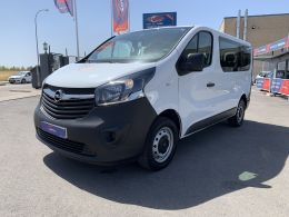 Opel Vivaro 1.6 CDTI S/S 70kW (95CV) L1 2.7t Combi-9 segunda mano Madrid