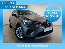 Renault Captur Intens TCe 74kW (100CV) segunda mano Cádiz