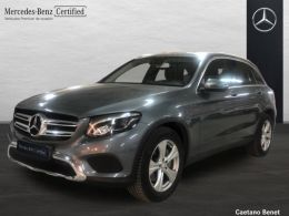 Mercedes Benz Clase GLC 220 d 4MATIC segunda mano Málaga