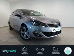 Peugeot 308 SW Allure 2.0 BlueHDi150 EAT6 segunda mano Cádiz