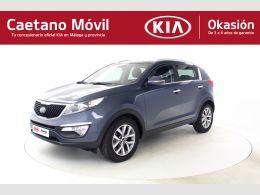 Kia Sportage segunda mano Málaga