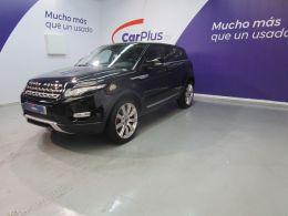 Land Rover Range Rover Evoque segunda mano Madrid