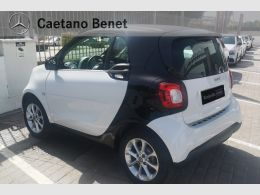 Smart Fortwo Coupé 52 Passion segunda mano Málaga