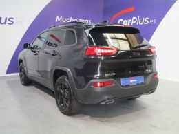 Jeep Cherokee 2.2CRD 147kW Night Eagle II Aut 4x4 AD.I segunda mano Madrid