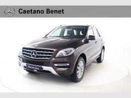 Mercedes Benz Clase M segunda mano Málaga