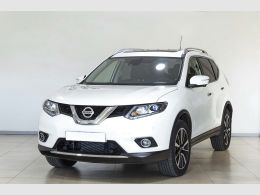Nissan X-Trail 1.6 dCi N-CONNECTA segunda mano Madrid