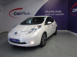 Nissan LEAF 5p 109 CV Tekna 30 kWh segunda mano Madrid