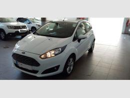 Ford Fiesta 1.6 TDCi 95cv Trend 5p segunda mano Cádiz