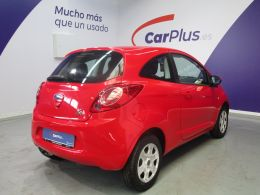 Ford Ka Urban 1.2 Duratec Auto-Start-Stop segunda mano Madrid