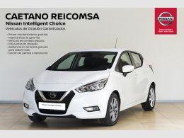 Nissan Micra IG-T 74 kW (100 CV) E6D CVT Acenta segunda mano Madrid