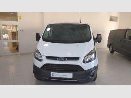 Ford Transit Custom segunda mano Cádiz