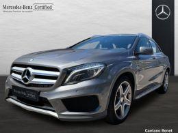 Mercedes Benz Clase GLA 220 d AMG Line segunda mano Málaga