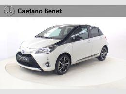 Toyota Yaris 1.5 Hybrid Advance segunda mano Málaga