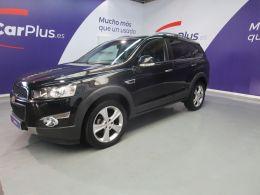 Chevrolet Captiva 2.2 VCDI 16V LTZ 7 Plazas AWD Auto segunda mano Madrid