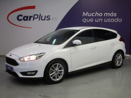 Ford Focus segunda mano Madrid