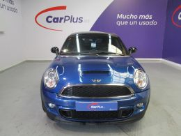 Mini Mini Cooper SD Coupe segunda mano Madrid